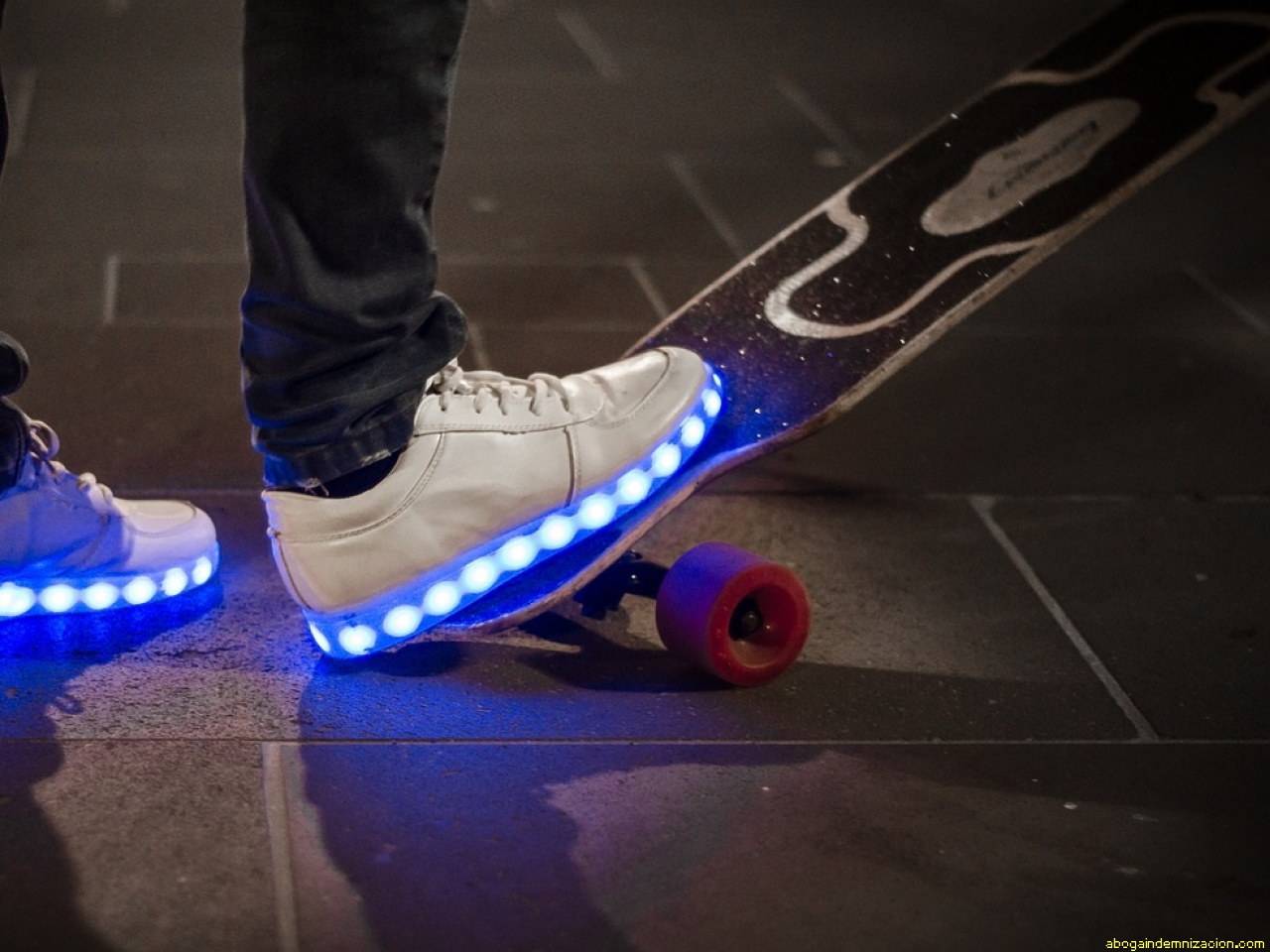 Accidentes causados por patinetes electricos